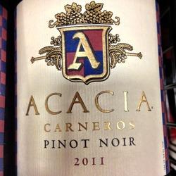 Acacia Carneros Pinot Noir  Wine