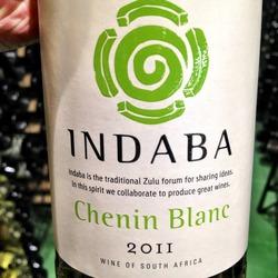 Indaba Chenin Blanc  Wine