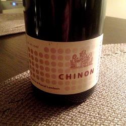 Chinon Les Terrasses  Wine