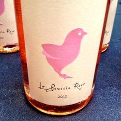 Le Poussin Rosé Grenache  Wine