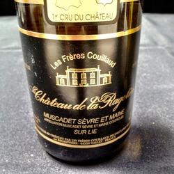 Muscadet Sévre et Main Sur Lie  Wine