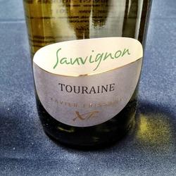 Touraine Sauvignon Blanc Domaine Xavier Frissant  Wine