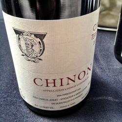 """Chinon Domaine Charles Joguet """"Cuvée Terroir""""  Wine"""