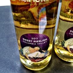 Pacific Rim Sweet Riesling   Wine