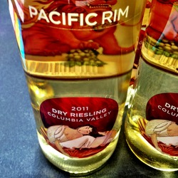 Pacific Rim Dry Riesling  Wine