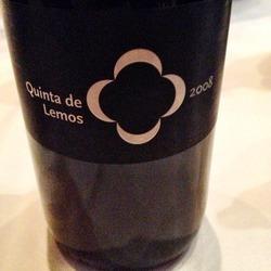 Quinta de Lemos Touriga Nacional  Wine