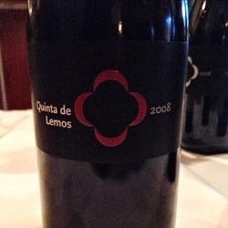 Quinta de Lemos Jaen  Wine