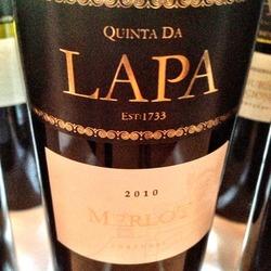 Quinta da LAPO Merlot  Wine