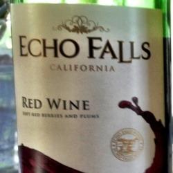 Echo Falls Red Wine  Wine