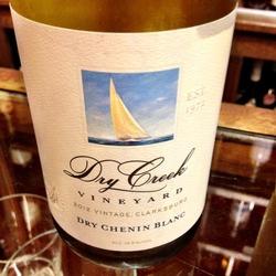 Dry Creek Dry Chenin Blanc  Wine