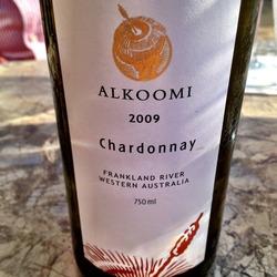 Alkoomi Chardonnay  Wine