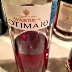 Warre's Otima 10   Wine