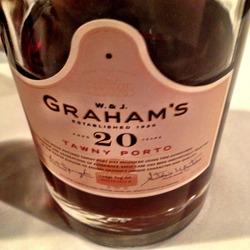Graham's 20 Tawny Porto  Wine
