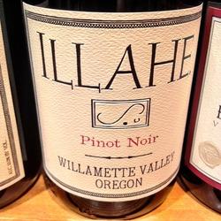 Illahe Pinot Noir  Wine