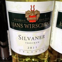 Hans Wirsching Silvaner Trocken  Wine