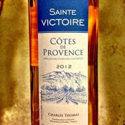 Sainte Victoire Côtes de Provence  Wine