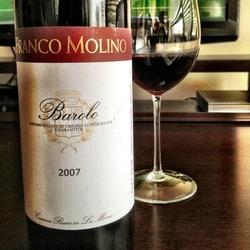 Franco Molino Barolo  Wine