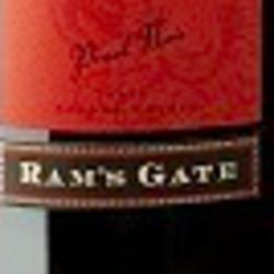 Ram's Gate Winery Pinot Noir  Wine