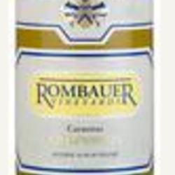 Rombauer Chardonnay  Wine
