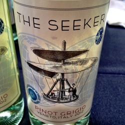 The Seeker Pinot Grigio  Wine