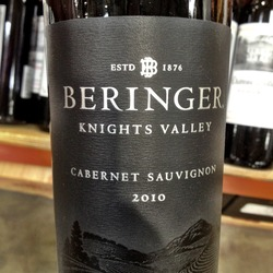 Beringer Knights Valley Cabernet Sauvignon  Wine