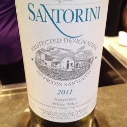 Domaine Sigalas Santorini Assyrtiko  Wine