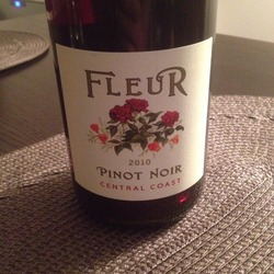 Fleur Pinot Noir  Wine