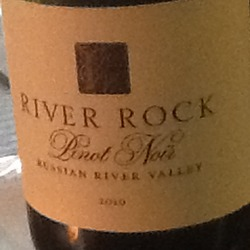 River Rock  Wine