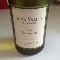 Edna Valley Chardonnay  Wine