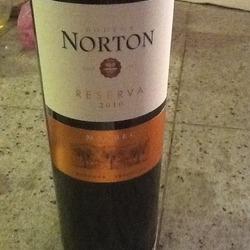 Bodega Norton  Wine