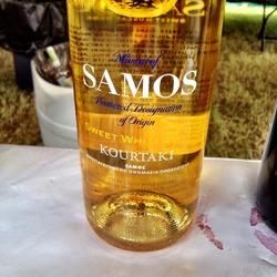 Kourtaki Muscat of Samos   Wine