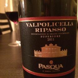 Valpolicella Ripasso Superiore  Wine