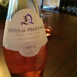 J.L. Quinson Côtes de Provence Rosé  Wine