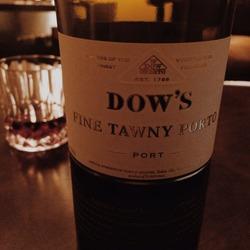 Dow's Fine Tawny Porto  Wine