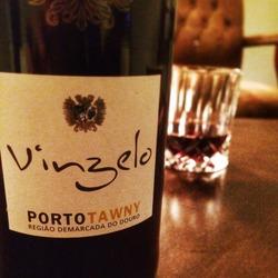 Vinzelo Porto Tawny  Wine