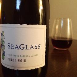 Seaglass Pinot Noir  Wine
