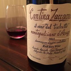 Cantina Zaccagnini Montepulciano d'Abruzzo  Wine