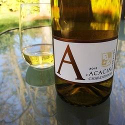 Acacia Chardonnay  Wine