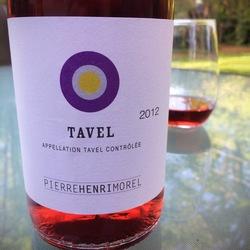 Pierre Henri Morel Tavel  Wine