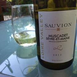 Sauvion Muscadet Sévre-et-Maine  Wine