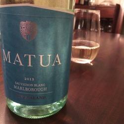 Matua Sauvignon Blanc  Wine
