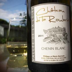 Château de la Roulerie Chenin Blanc  Wine