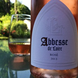 Abbesse de Loire Rosé  Wine