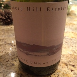 Ancre Hill Estates Chardonnay  Wine