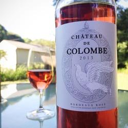 Château de Colombe Rosé  Wine