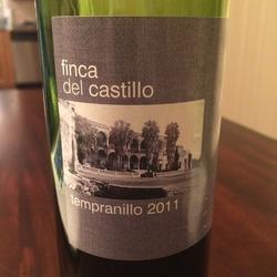 Finca del Castillo Tempranillo  Wine