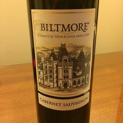 Biltmore Estate Cabernet Sauvignon  Wine