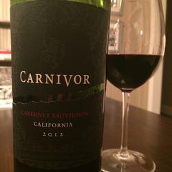 Carnivore Cabernet Sauvignon  Wine