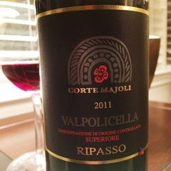 Valpolicella Ripasso  Wine