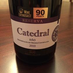 Caves Velhas Dão Catedral Reserva  Wine